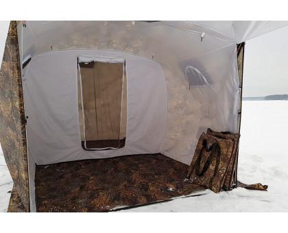 Пол утепленный для палатки Берег Куб (секция 2.4 х 1.2 м.)