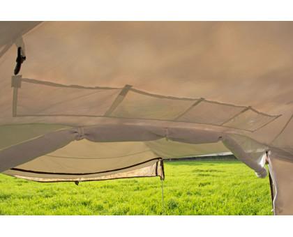 Зимняя палатка Берег Куб Гексагон двухслойная