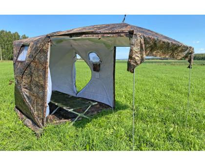 Палатка Берег Куб 1.80 двухслойная