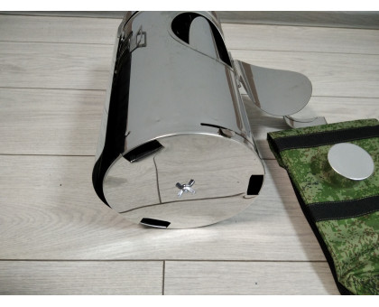 Печь Рыбака PS 10 (с экранами)
