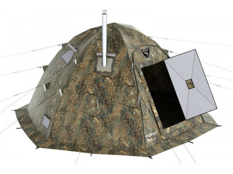 Модернизация палаток фирмы Берег