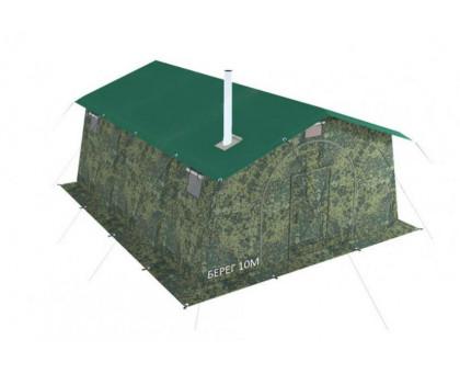 Армейская палатка Берег-10М2 двухслойная