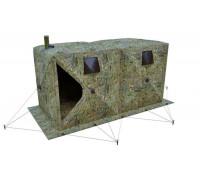Зимняя палатка Берег Куб 3.60 двухслойная