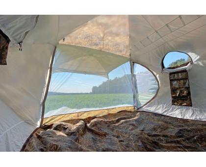 Зимняя палатка Берег Куб 2.20 двухслойная